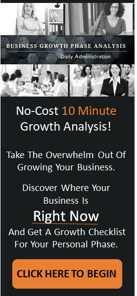 Take the Growth Phase Analysis